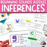 Inferring- Beginning Sounds