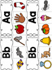 Beginning (Initial) Sounds Clip Cards (2 Sets of 52 Cards)