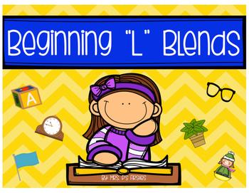 Beginning L Blends