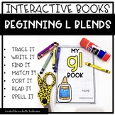 Beginning L Blends | Interactive Phonics Books | Phonics