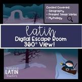 Beginning Latin Digital Escape Room: Escape the Underworld!