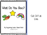 Beginning Letter Sound Adapted Book {Q-Z}- for students wi