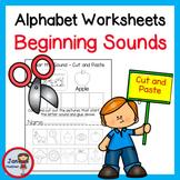 Beginning Sounds  -  Kindergarten