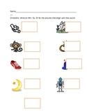 Beginning Letter Sound Quiz