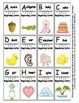 Beginning Letter Sound Recognition - Magic House 60 Cards - Reading Support