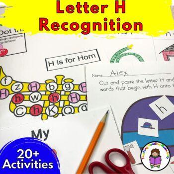 letter h letter of the week 15 beginning letter sound activities. Black Bedroom Furniture Sets. Home Design Ideas