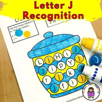 Letter J Worksheets & Activities-15 Letter of the Week J Worksheets