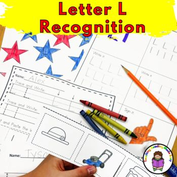 Letter L - Letter of the Week: 15 Beginning Letter Sound Activities