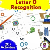 Letter O Worksheets-15 Beginning Sound Letter of the Week O Alphabet Activities