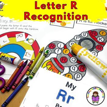 Letter R - Letter of the Week: 15 Beginning Letter Sound Activities