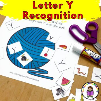 letter y letter of the week 15 beginning letter sound activities. Black Bedroom Furniture Sets. Home Design Ideas