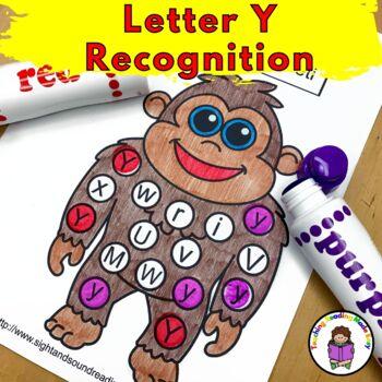 letter y worksheets 15 beginning sound letter of the week y alphabet activities. Black Bedroom Furniture Sets. Home Design Ideas