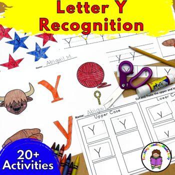 Letter of the Week:  Letter Y -Beginning Letter Sound Work