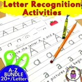 Letter of the Week Bundle A-Z
