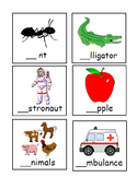Beginning Letter Sounds*