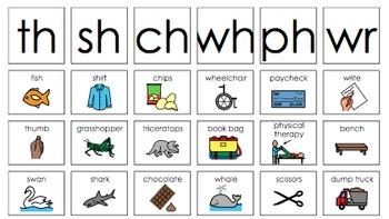 Beginning Letter Sounds Activities: VALUE PACK: Alphabet Plus Digraphs Set #6