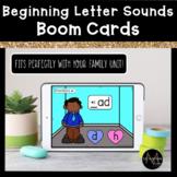 Beginning Letter Sounds   Boom Digital Task Cards
