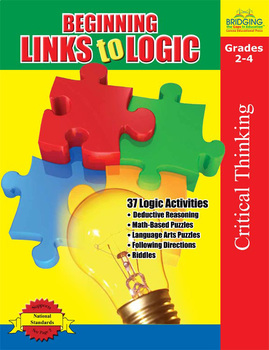 Beginning Links to Logic - Grades 2-4