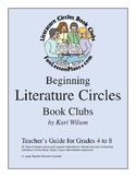 Beginning Literature Circles Book Club