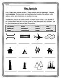 Beginning Mapping Skills Worksheets