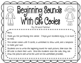 CVC Word Centers: Beginning, Medial, and Ending Sounds with QR Codes