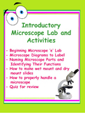 Beginning Microscope 'e' Lab - How to Use the Microscope