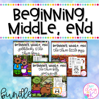 Beginning, Middle, End Bundle
