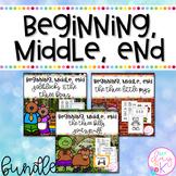 Beginning, Middle, End Bundle