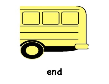 Beginning, Middle, End Bus