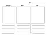 Beginning Middle End Planning Sheet