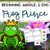 Beginning, Middle, End Using Frog Prince