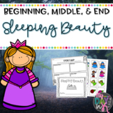Beginning, Middle, End Using Sleeping Beauty