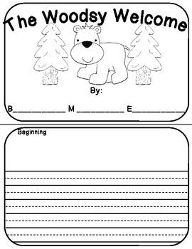 Beginning, Middle, End Writing Fun!