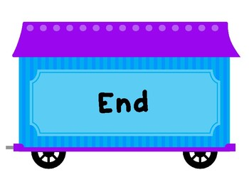 Beginning-Middle-End (train visual picture cards)