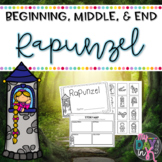 Beginning, Middle, End with Rapunzel