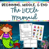 Beginning, Middle, End with The Little Mermaid