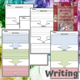 Beginning, Middle, and End Language Arts Graphic Organizer