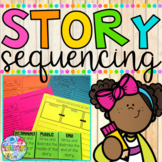 Story Sequencing   Distance Learning