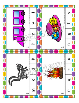 Beginning sounds, middle sounds and end sounds Games Bundle, phonics, RTI