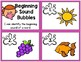 Beginning, Middle and Ending Sounds Task Cards