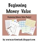 Beginning Money Value Packet