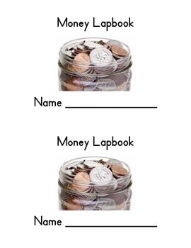 Beginning Money lapbook