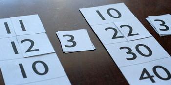 Beginning Montessori Math Bundle