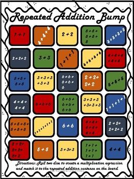 Beginning Multiplication Bundle