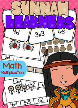 Beginning Multiplication Clip Cards (sunnah learners)