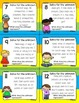 Beginning Multiplication & Division Word Problem Task Cards