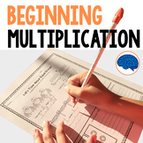 Beginning Multiplication (Equal Groups, Arrays, Meaning of Factors)