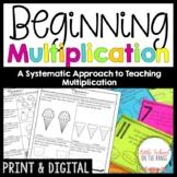 Beginning Multiplication | Google Classroom Distance Learning