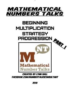 Beginning Multiplication Number Talks PART 1