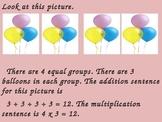 Beginning Multiplication Power Point
